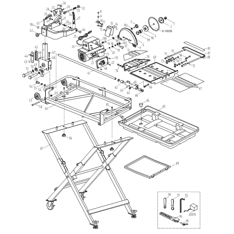 Qep Model 60010 Review
